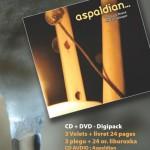 CD-DVD Aspaldian - ZTK