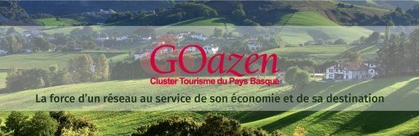 le cluster du tourisme GOazen